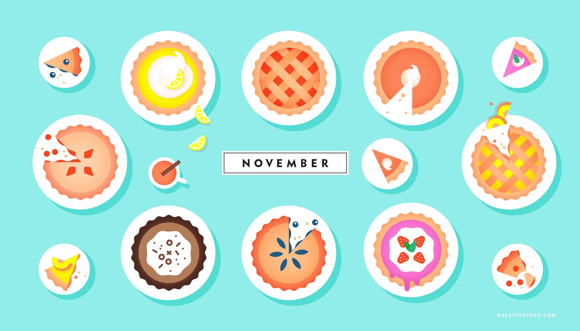 November Wallpaper Download Here