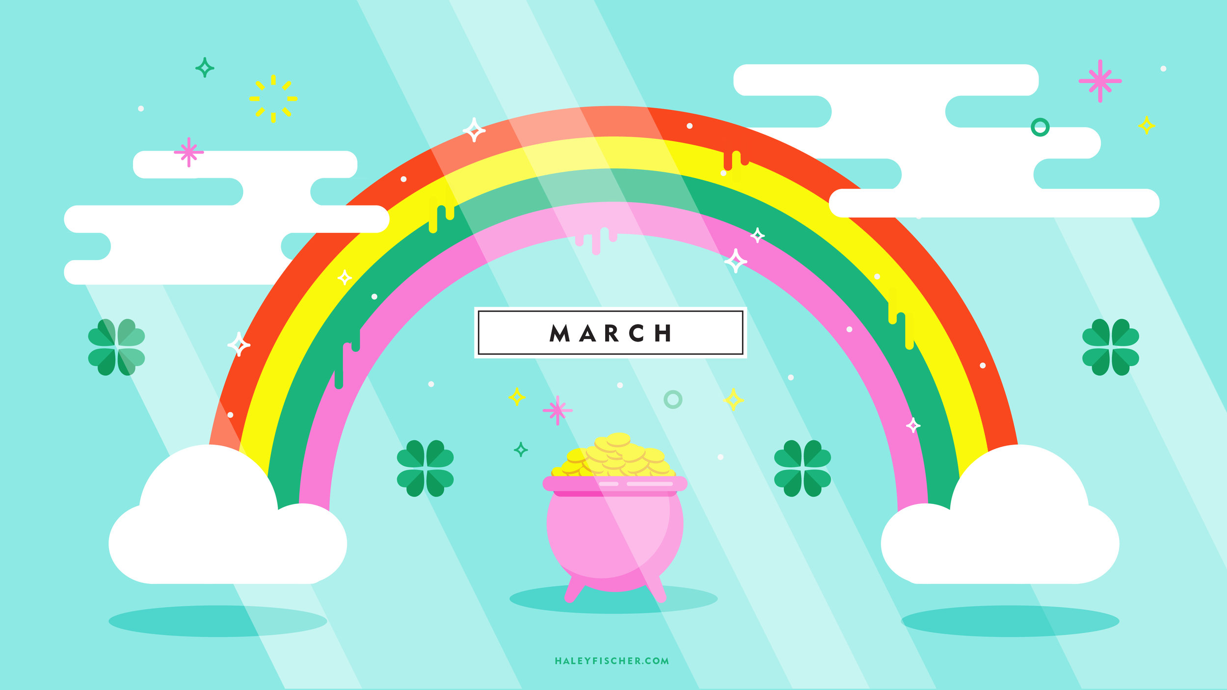 Download March Wallpaper Here