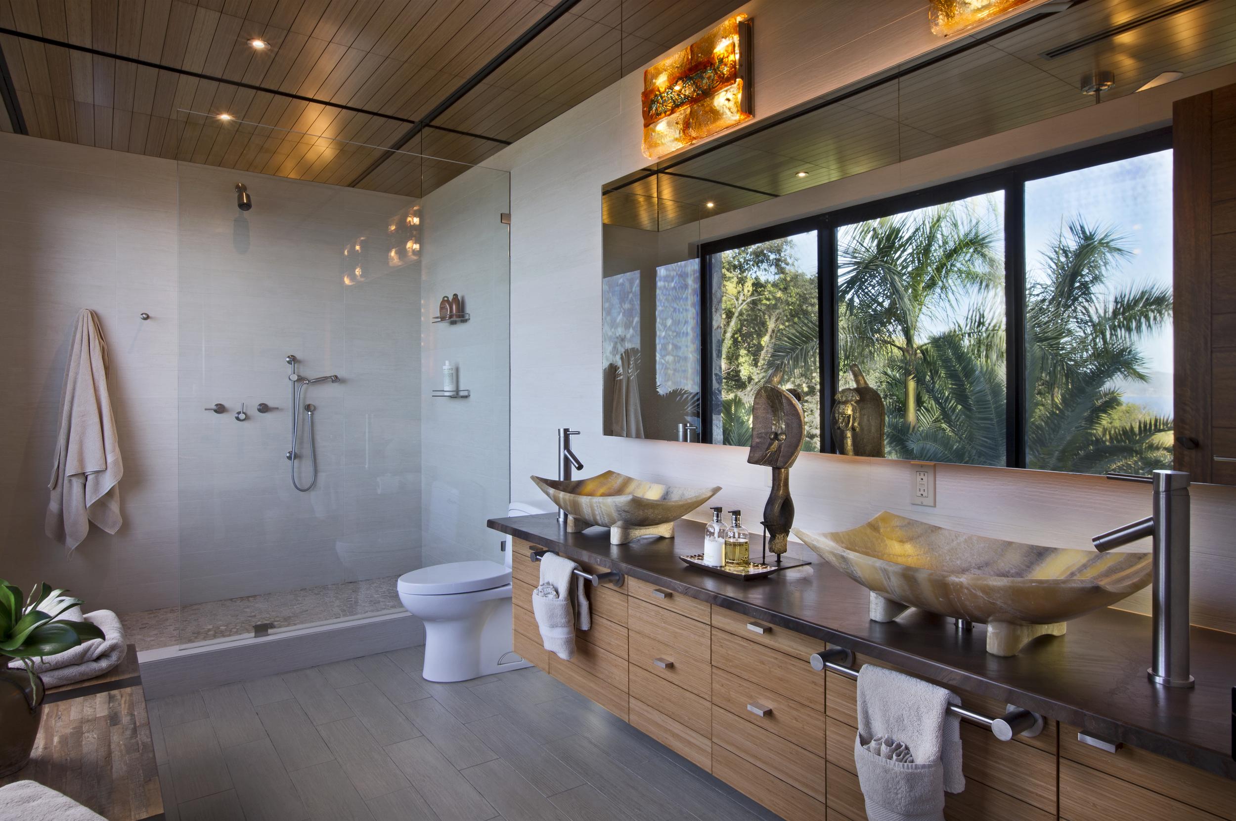 The Guest bath Suite