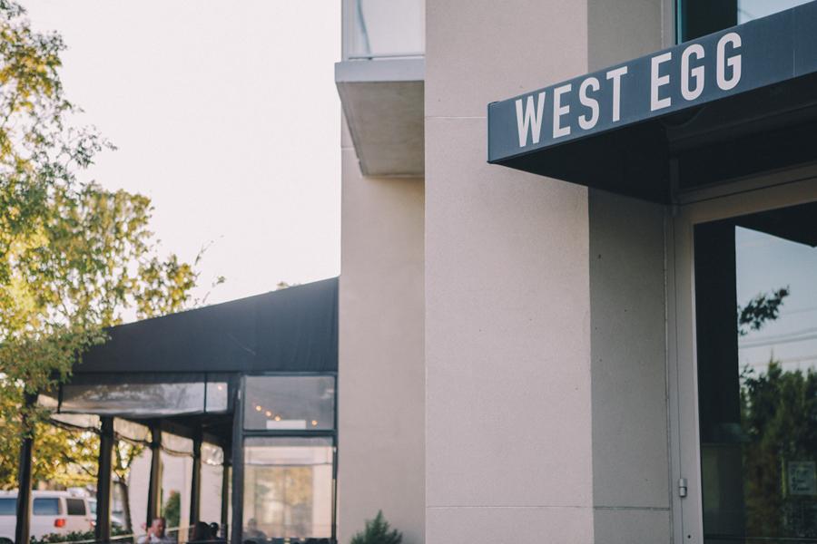 Two Inch Cuffs: West Egg Café