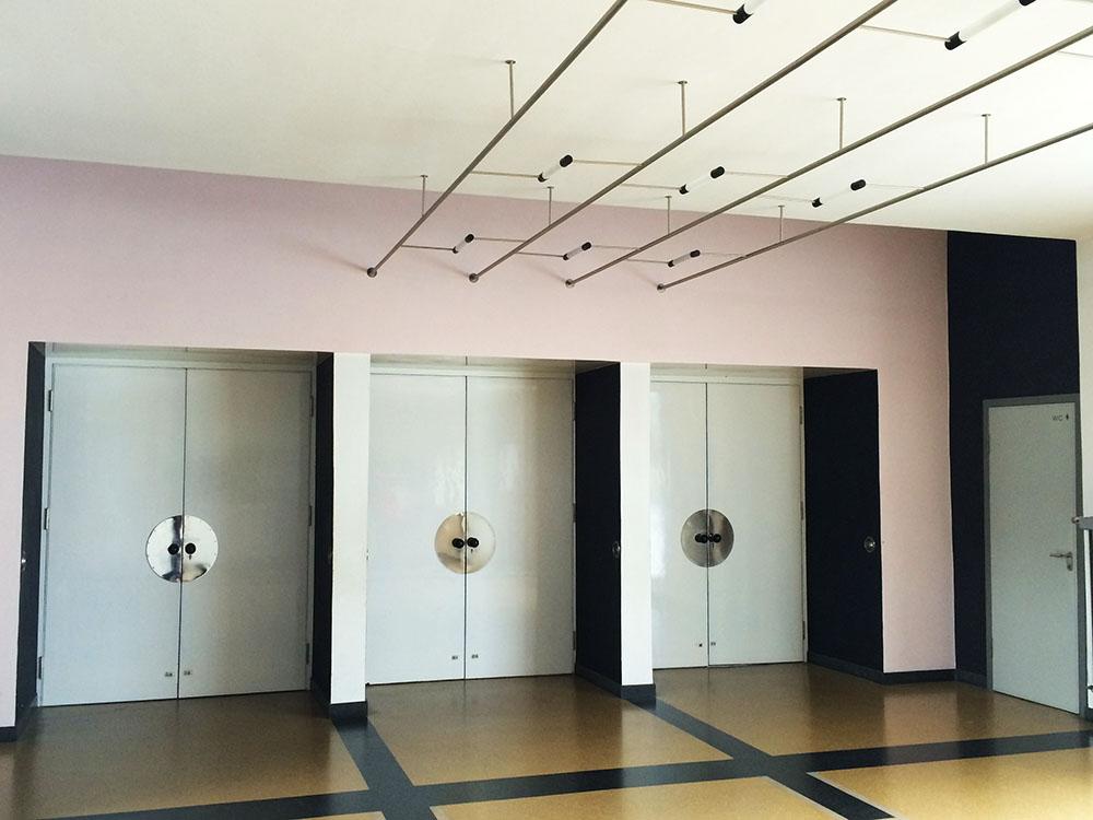 Bauhaus LK studio 8