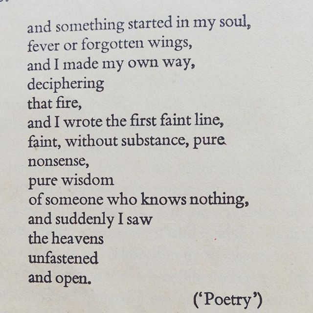 Pablo Neruda's first poem. Fuck. I guess I'll stop writing poetry.