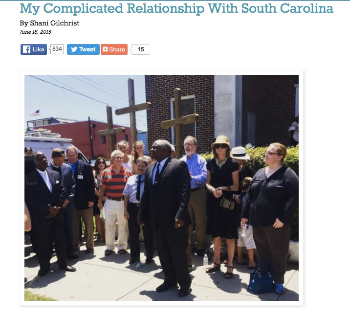 """My Complicated Relationship With South Carolina"" - Role Reboot"