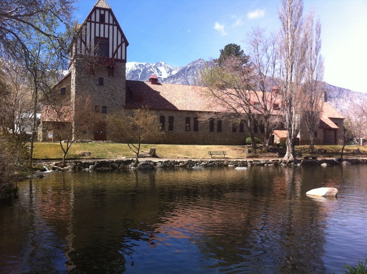 A photo of of Mt. Whitney Fish Hatchery