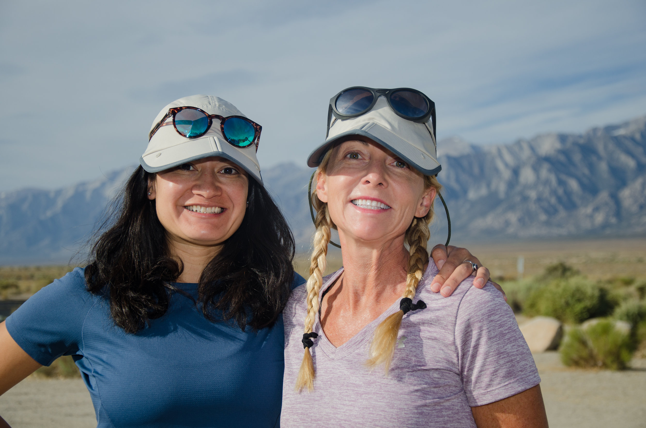 JMT Hikers Connie and Karla