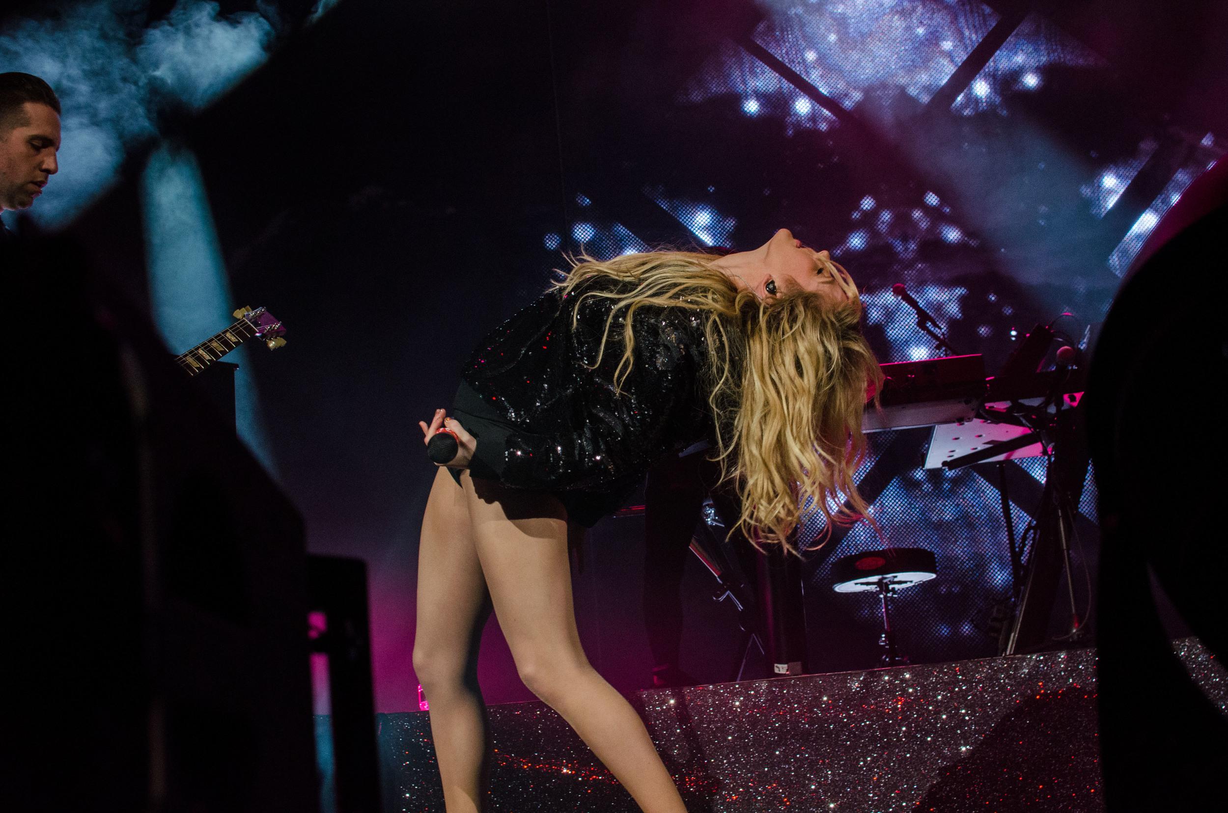 Ellie Goulding in Philly 2014