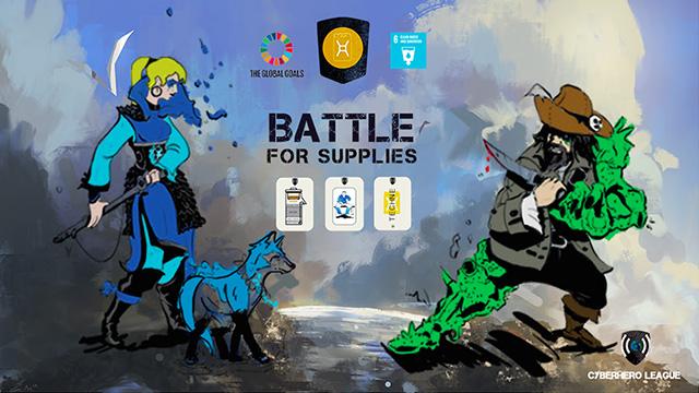 Battle For Supplies