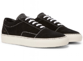 Common Projects sneakers in suede
