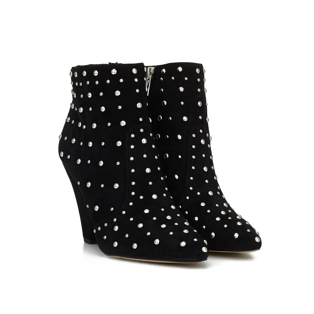 """Roya"" studded boots from Sam Edelman"
