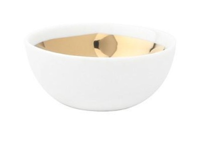 Dauville Bowls in Gold by Canvas Home