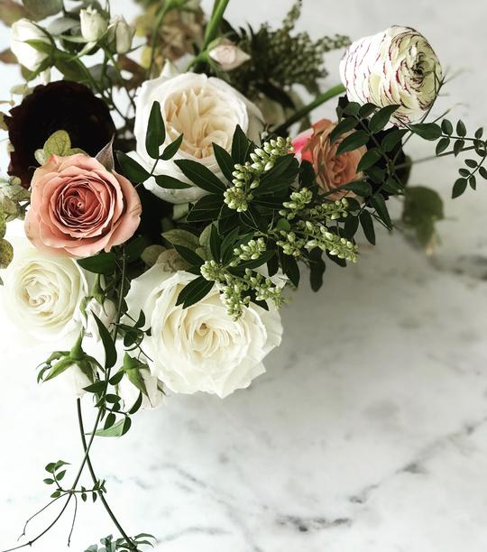 A bouquet from Adore Floral