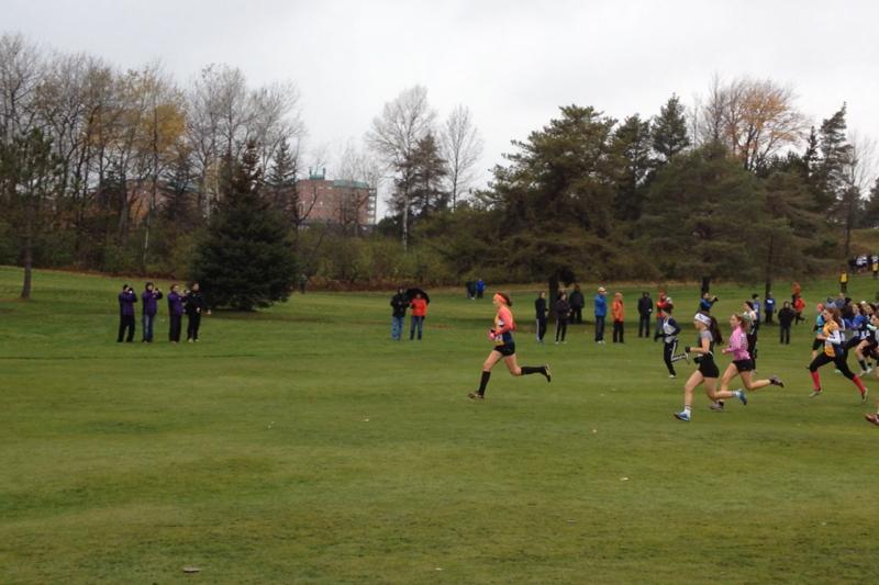 Un beau départ au championnat provincial qui se tenait à Sherbrooke le week-end du 26 octobre 2013.