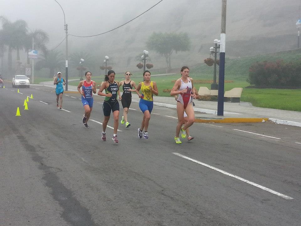 Portion course et beaucoup de brouillard!