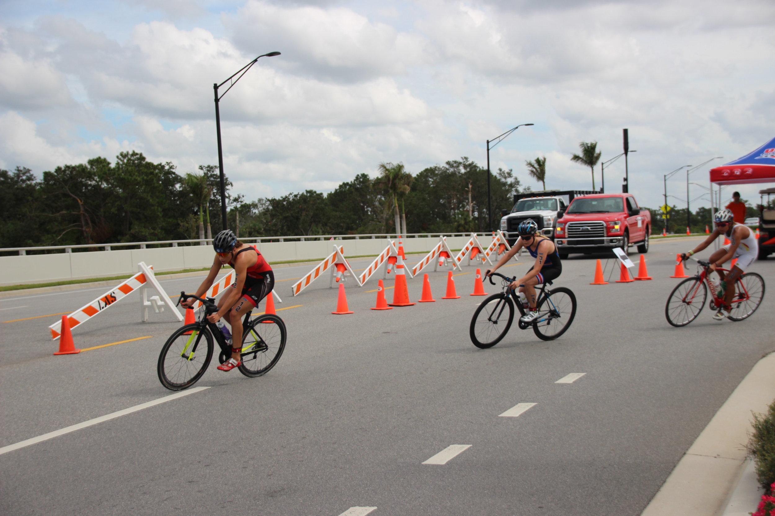 Sarasota, Coupe du Monde distance olympique.