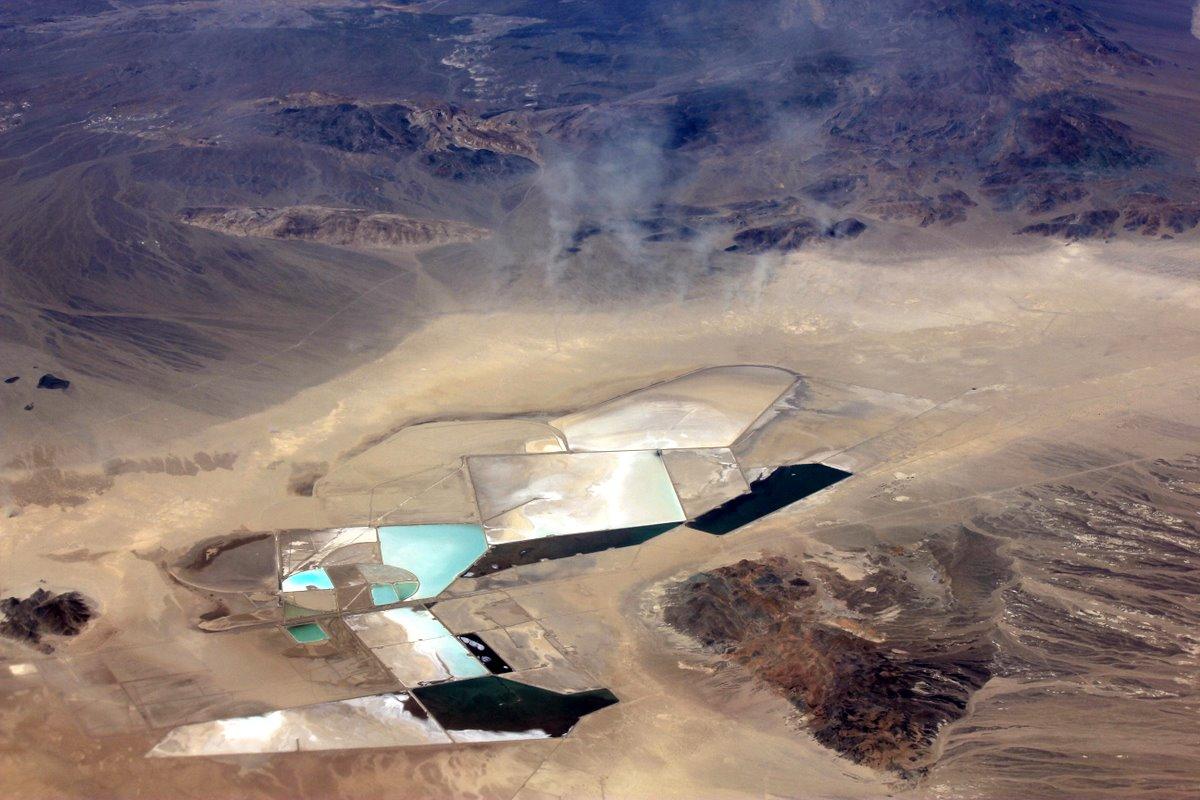 Pathological Nevada shots...