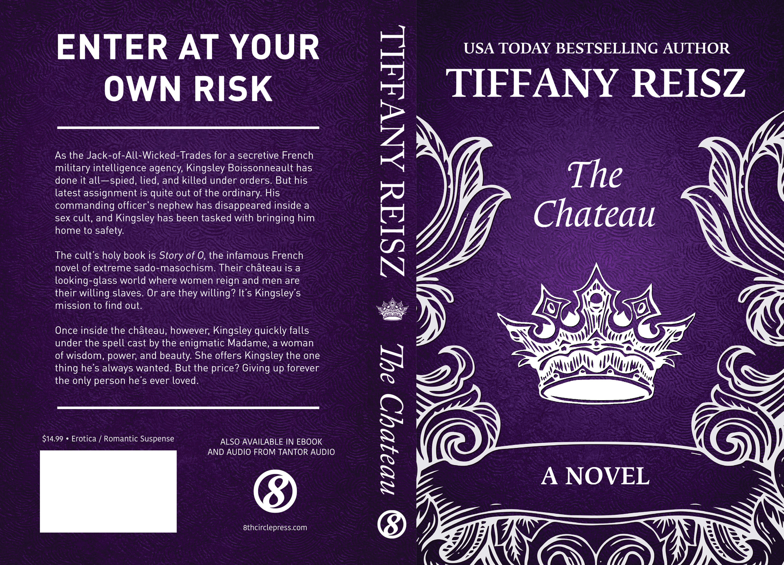 The Chateau Bloggers Tiffany Reisz