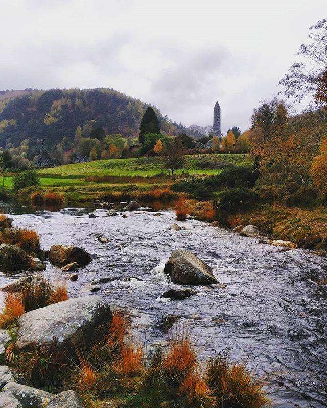 Beautiful Glendalough. ❤️ . . . . . #landscape #nature #beauty #ireland