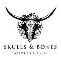 Skulls & Bones Artwork logo