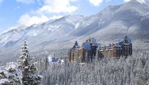 The Fairmont Banff Springs