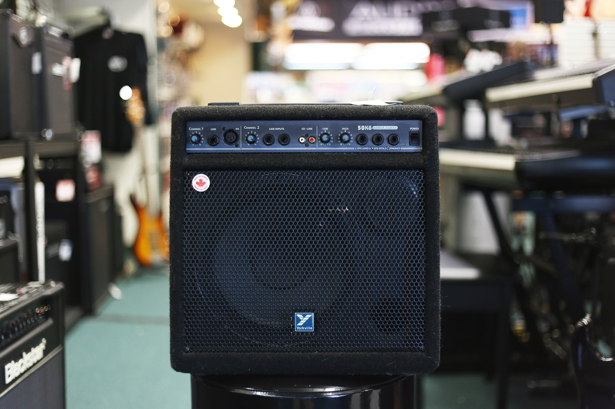 USED - Yorkville 50KB Amplifier - $175