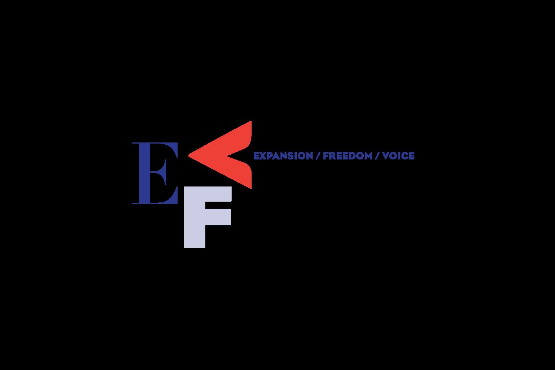 Expansion, Freedom & Voice: logo for a Vinyasa Yoga Teacher Training in Paris, France