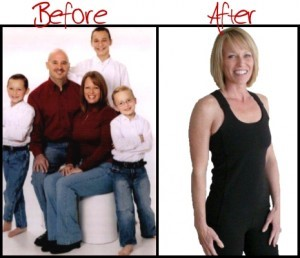 Owner Michelle W. after dropping 30 lbs of fat and 4 dress sizes!