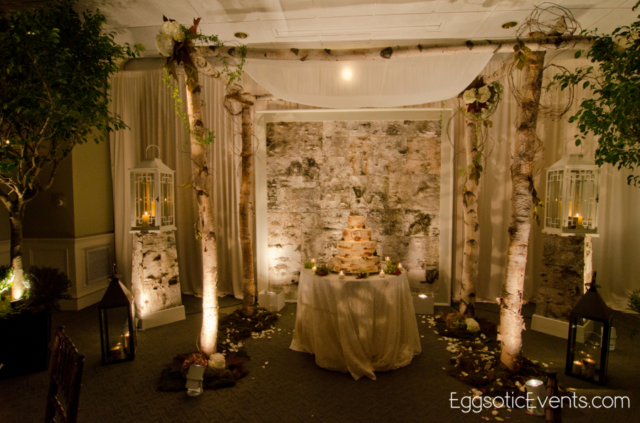 Birch Wedding Lighting and Decor by Eggsotic Events 02.jpg