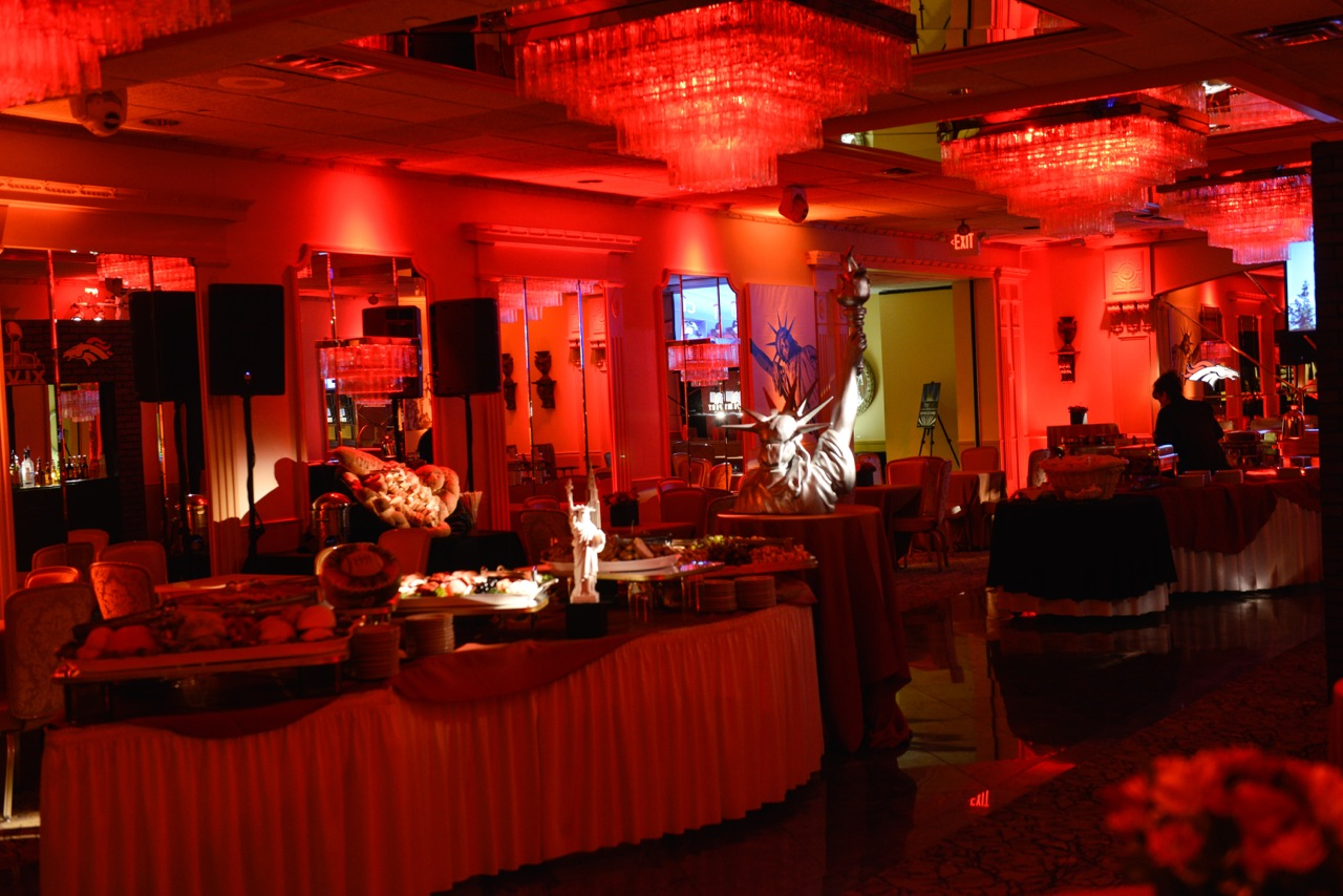 Eggsotic Events Super Bowl Football Sports Event Design Lighting Decor Custom Design Sports Party Decor for Super Bowl NJ NYC High Res 07.jpg