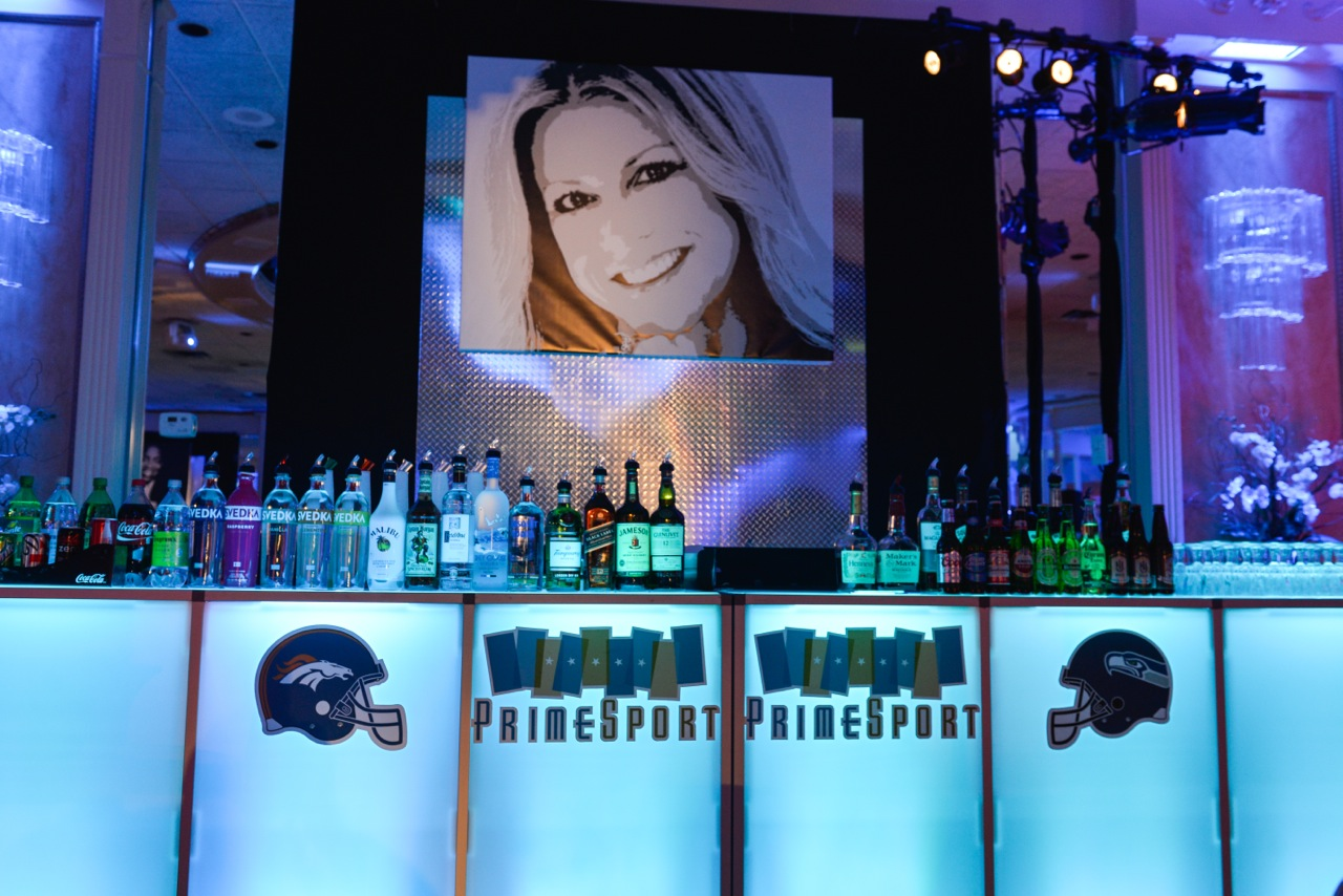 Bar Rental NJ NYC Eggsotic Events Lightup Bar Glowing Bar with Sports Theme Custom Bar Super Bowl NYC NJ 1.jpg