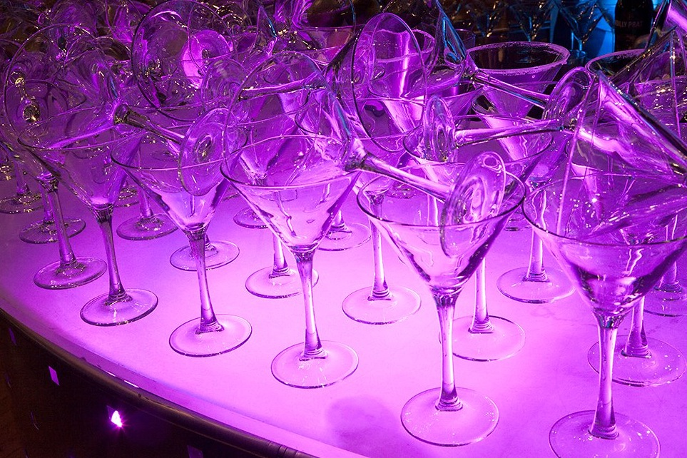 Bar Rental NJ NYC Eggsotic Events Lightup Bar Trade Show Glowing Martini Bar Purple 2.jpg