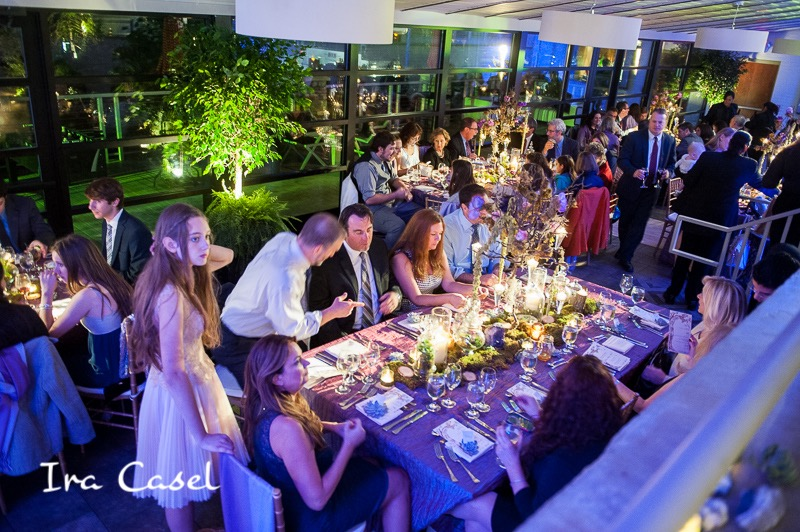 Eggsotic Events NJ NYC Event Design Luxury Bat Mitzvah Stone House at Stirling Ridge Warren NJ Gemstones Birch Organic Art Nature Theme Decor and Lighting 42.jpg