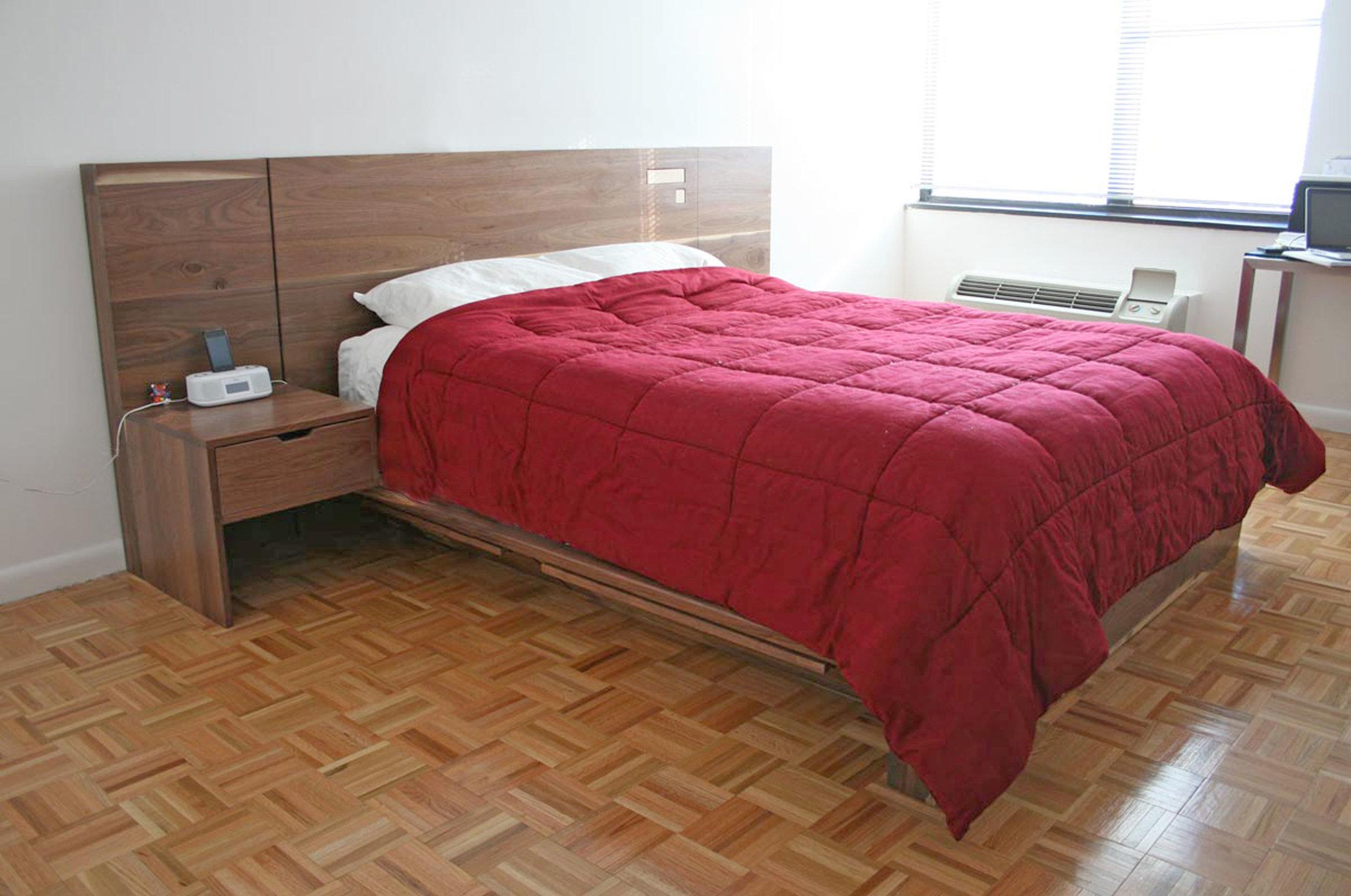 Custom Liffey Bed