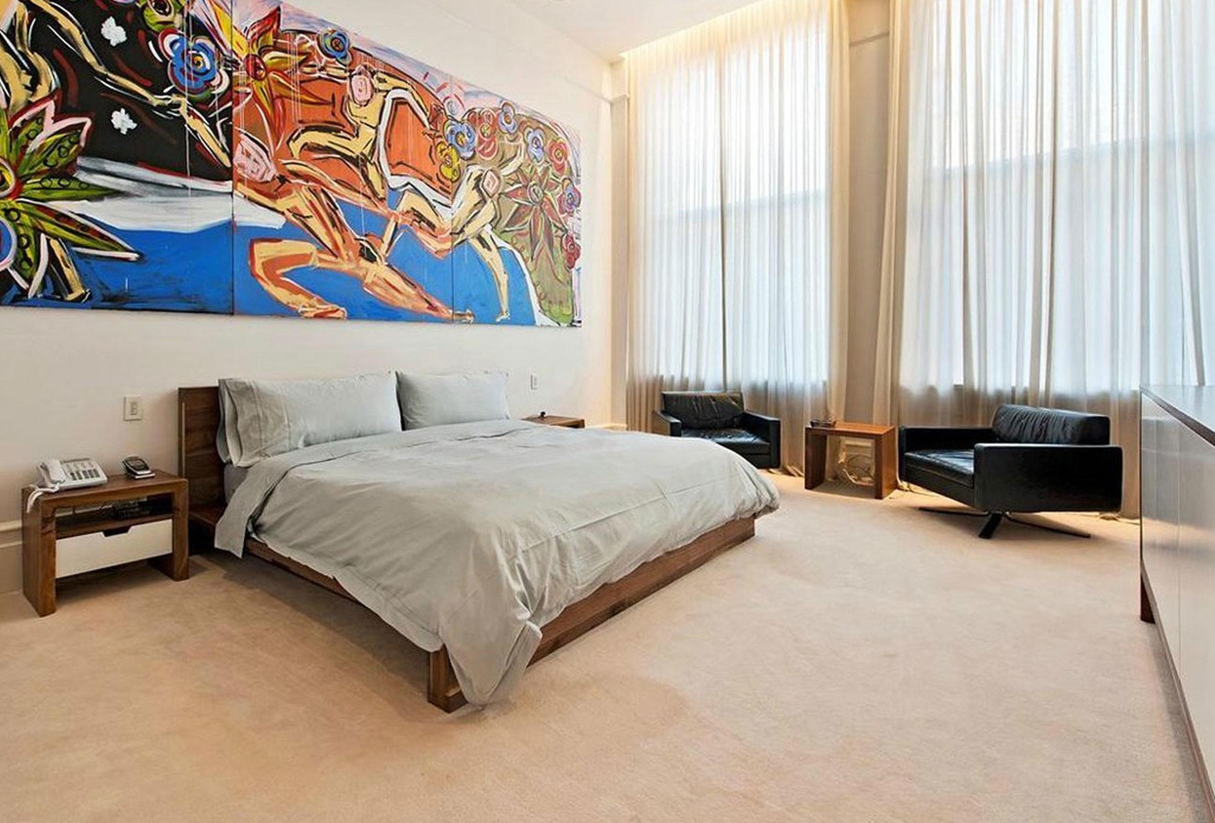 SHIMNA Liffey Bed