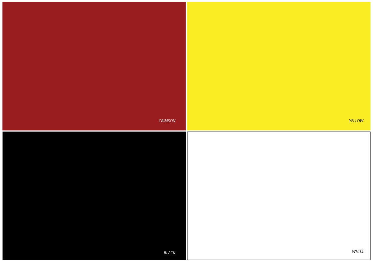 Standard Door Colors