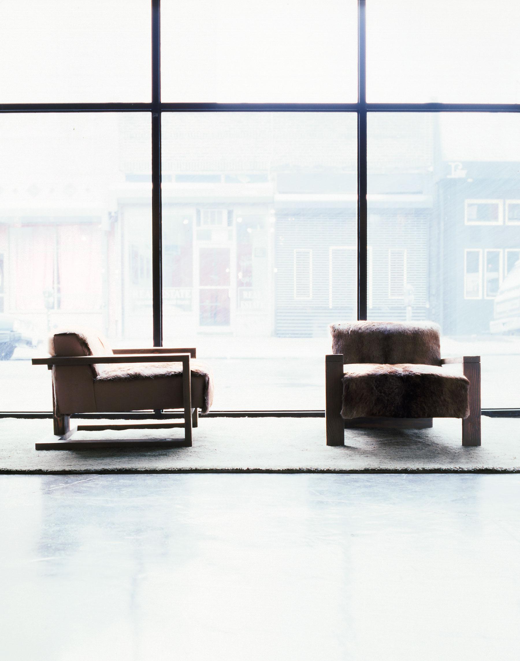 SENTIENT Caribou Lounge Chair
