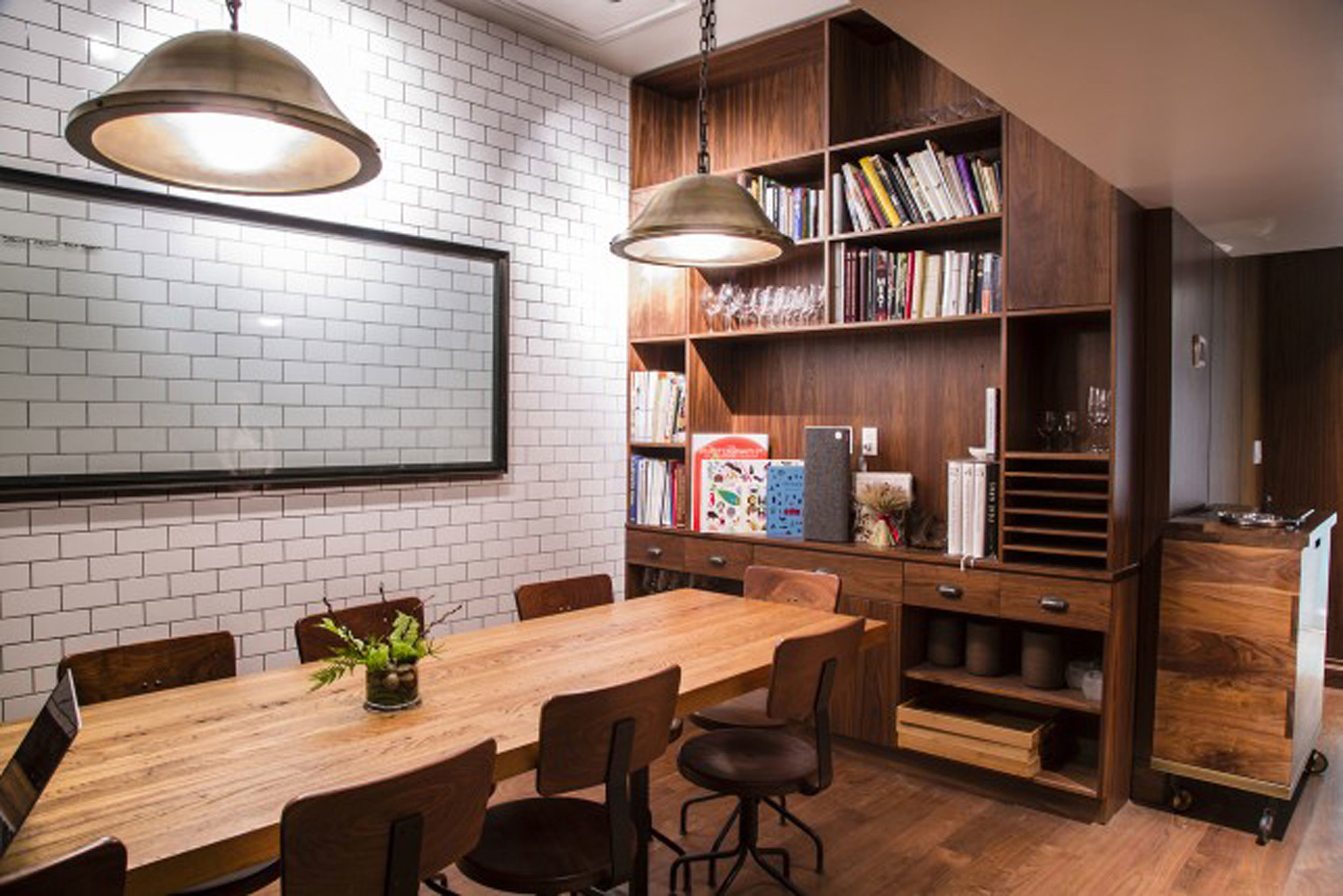 Work at Atera Restaurant by Sentient Furniture