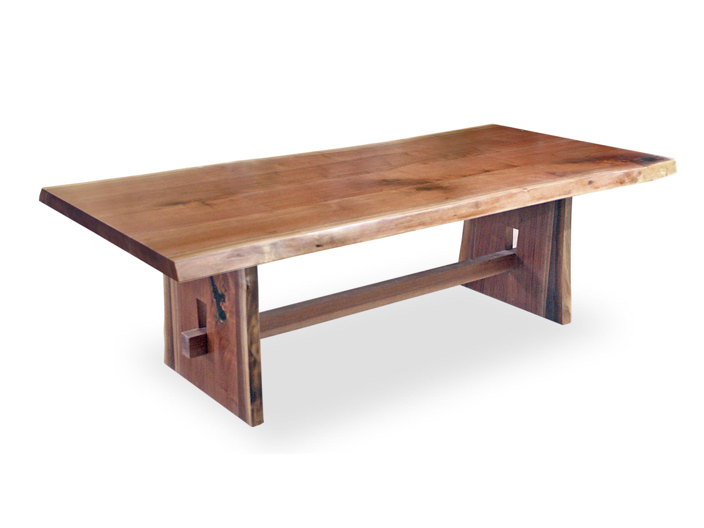 Copy of Custom Walnut Live Edge Table