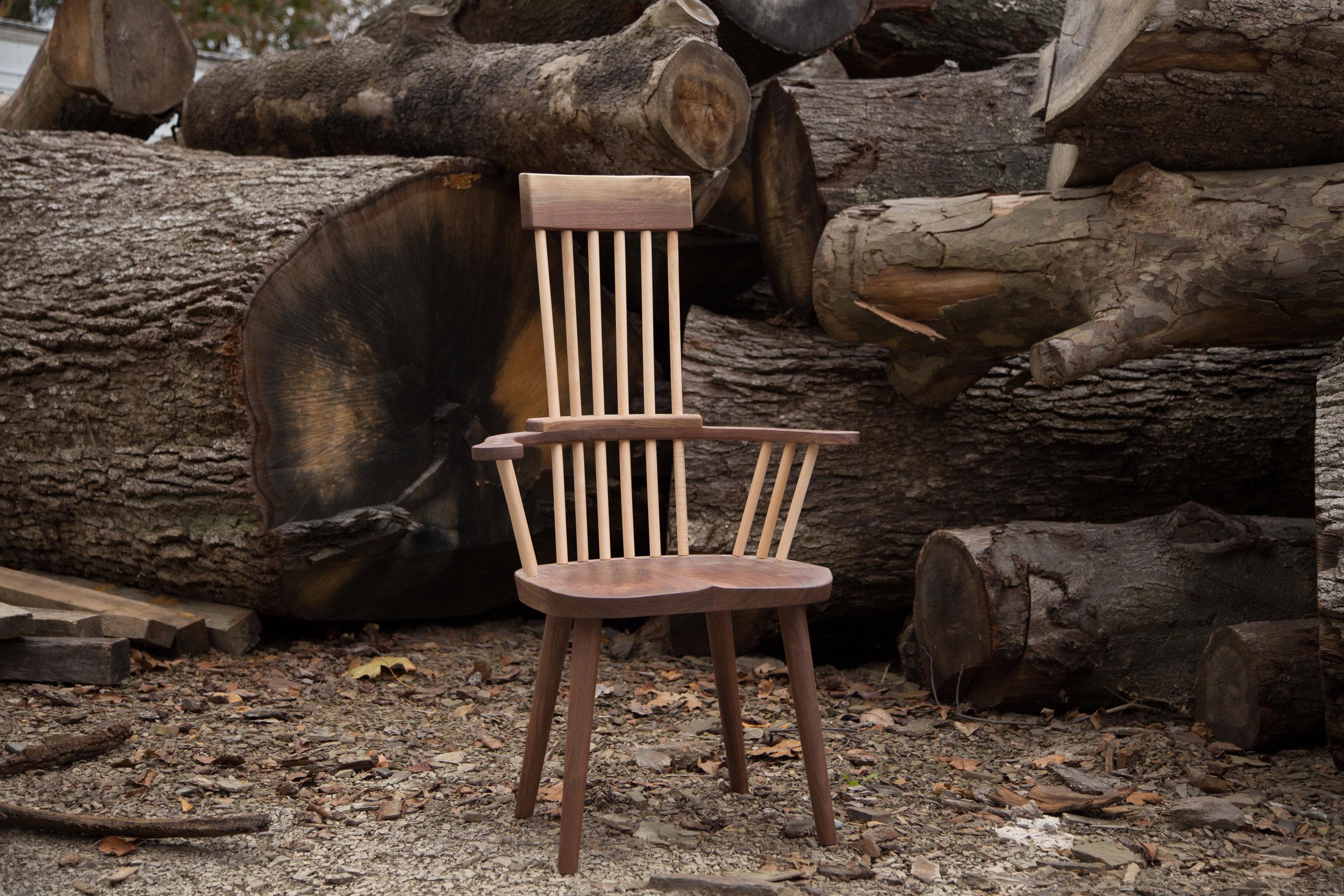 Berkshire Chairs w. Armrest