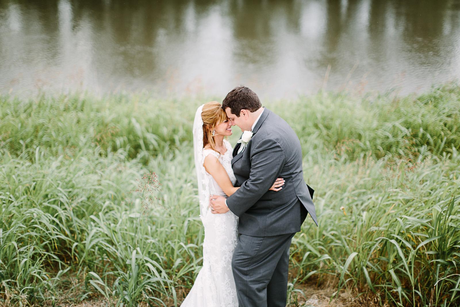 Katie & Michael Luschen, Kansas City Wedding Photographer