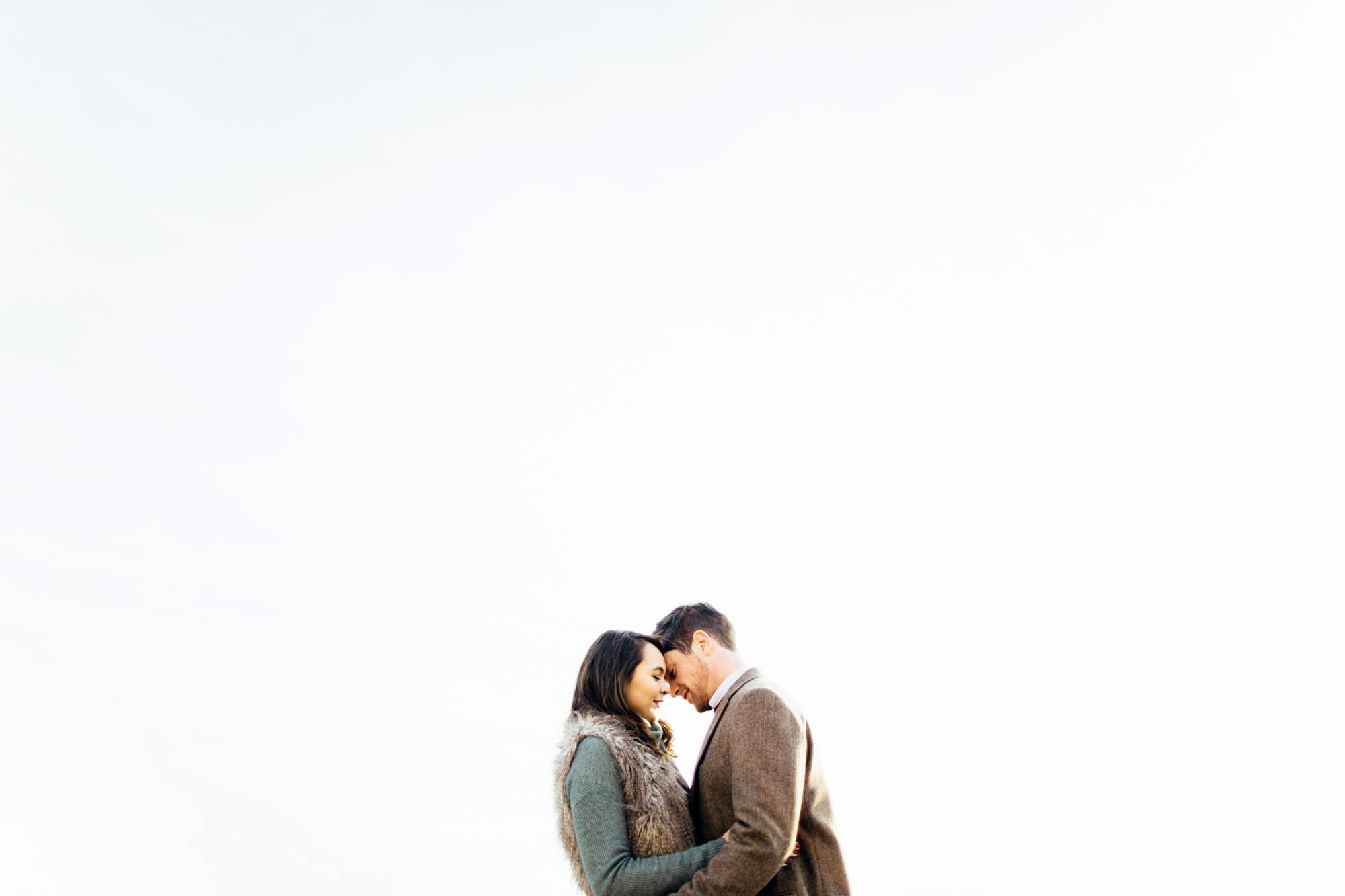 Kansas City Engagement Portrait Photographer