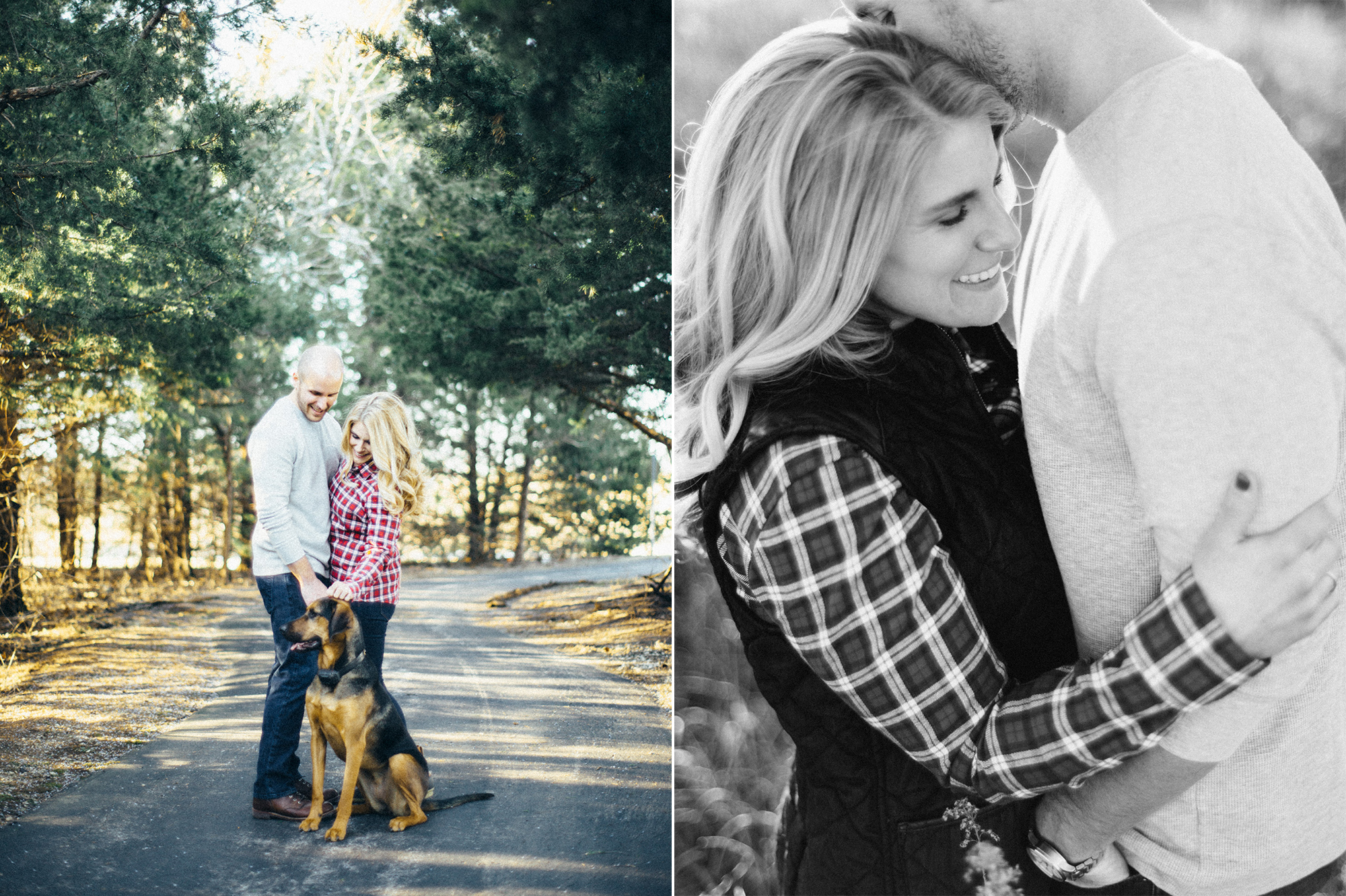 Kansas City Engagement & Wedding Portrait Photographer
