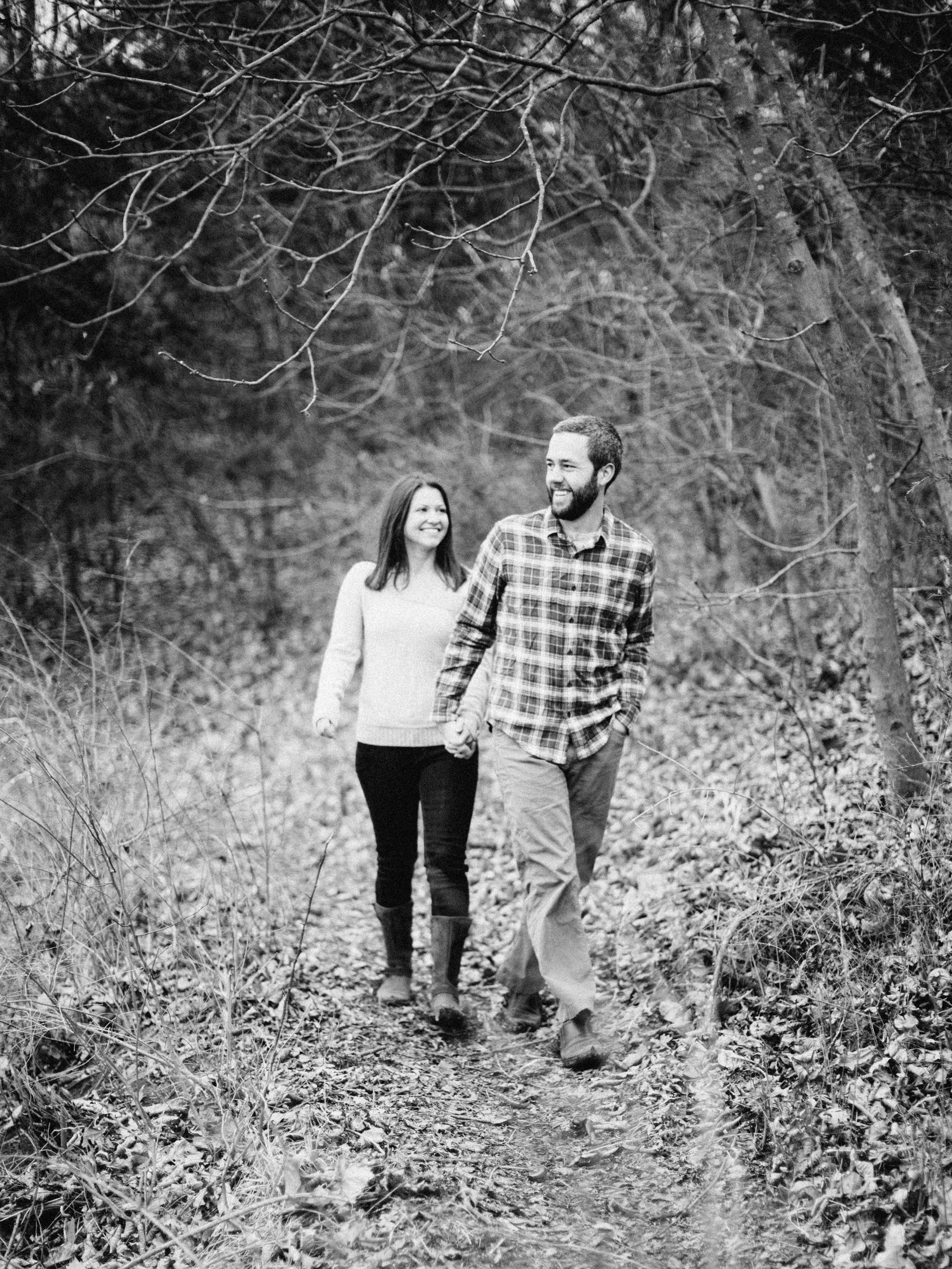 Kansas City Engagement & Wedding Photographer Rusty Wright