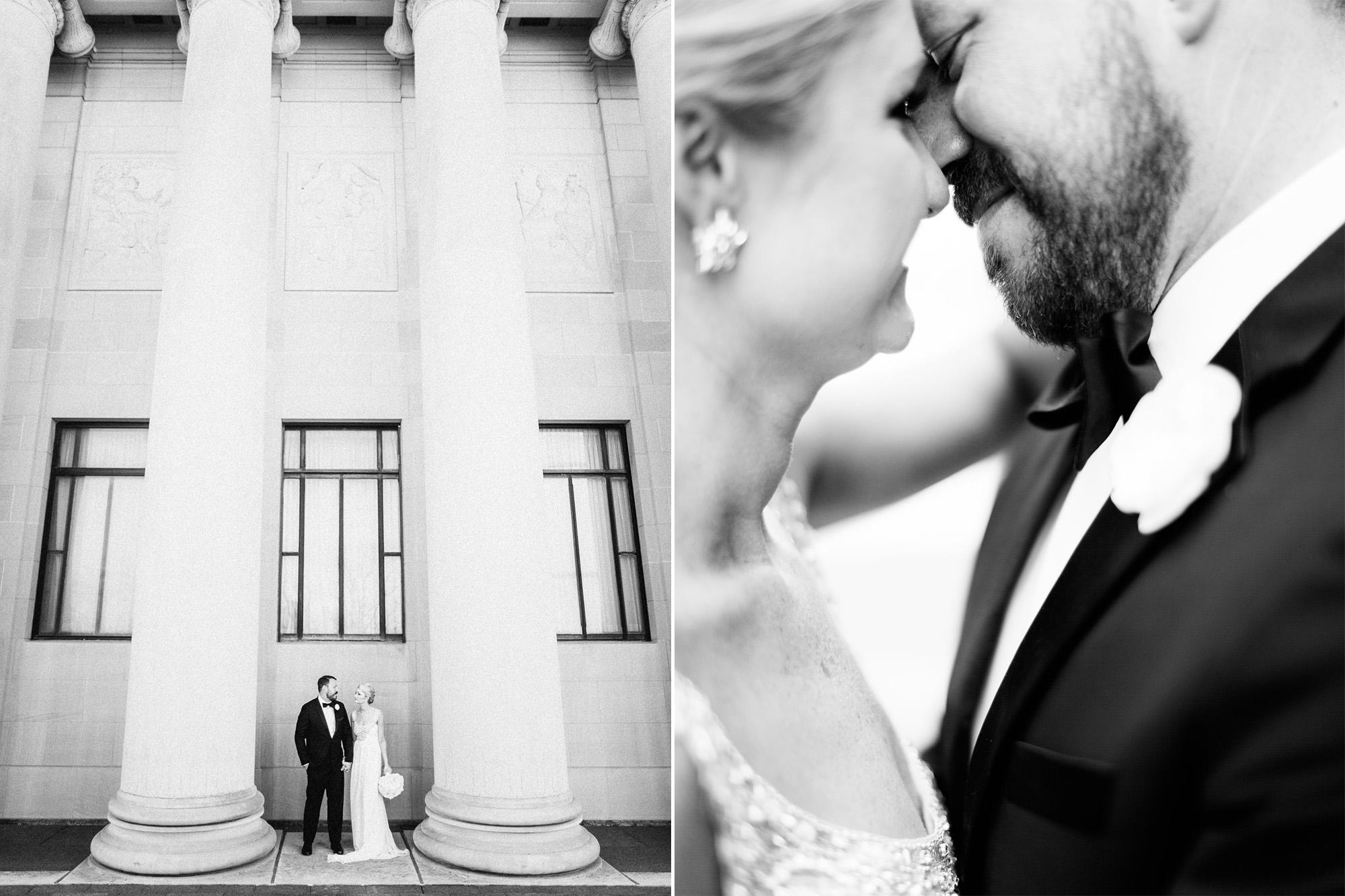 Kansas City Engagement & Wedding Photographer - Nelson Atkins Bridal Portraits