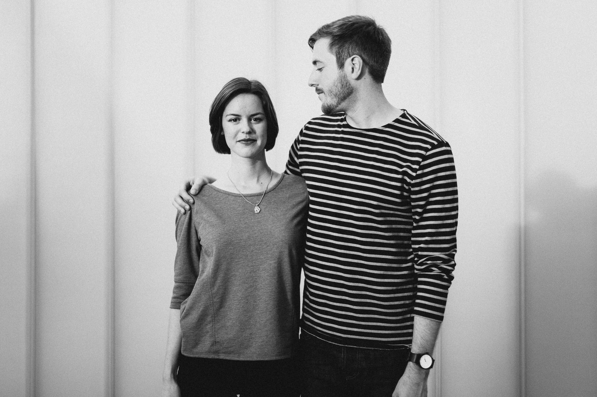 Brian Ide Kaley Tesdahl Engagement Portraits 5