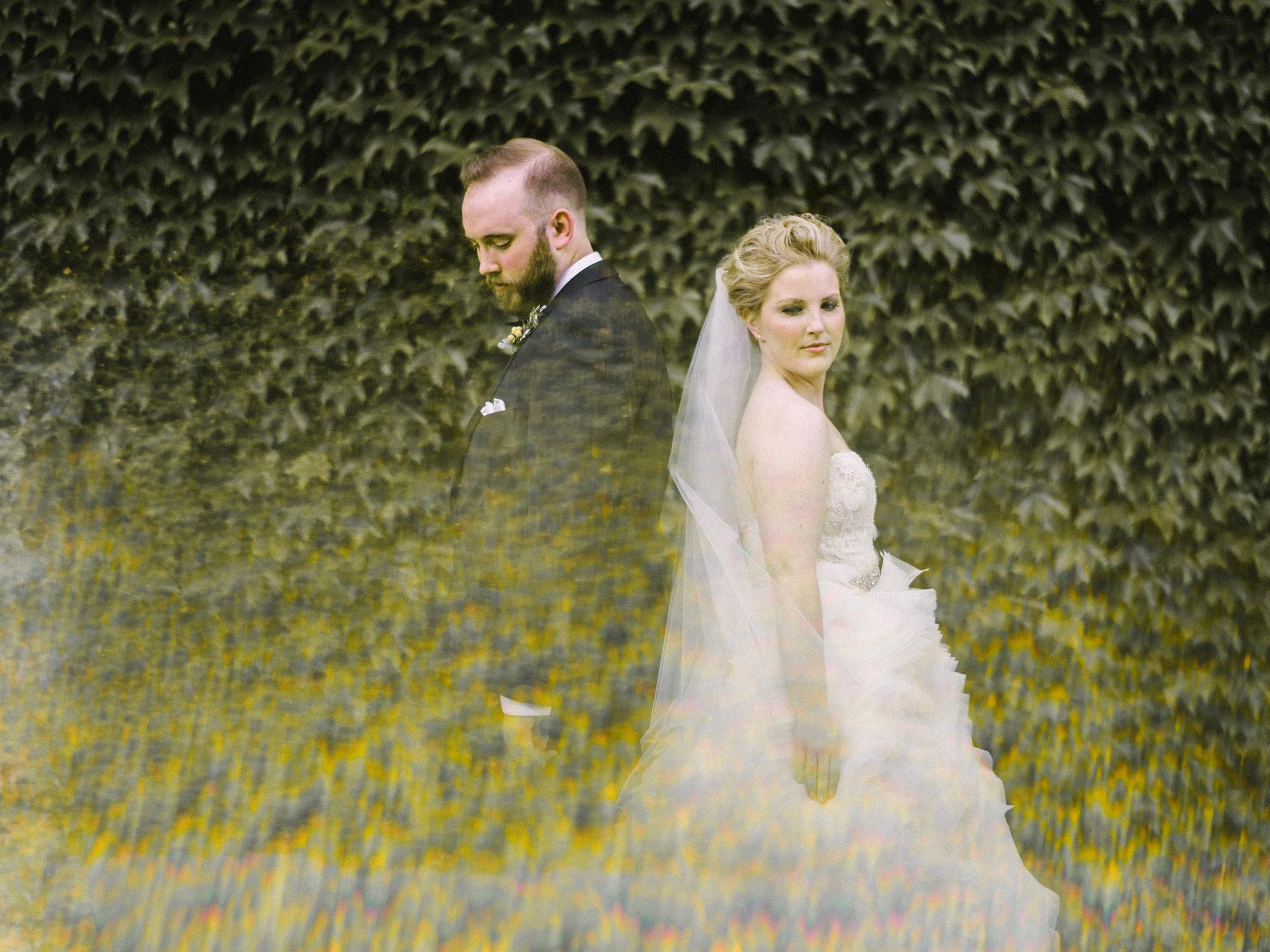 Will & Andrea Becker's Wedding Photographs