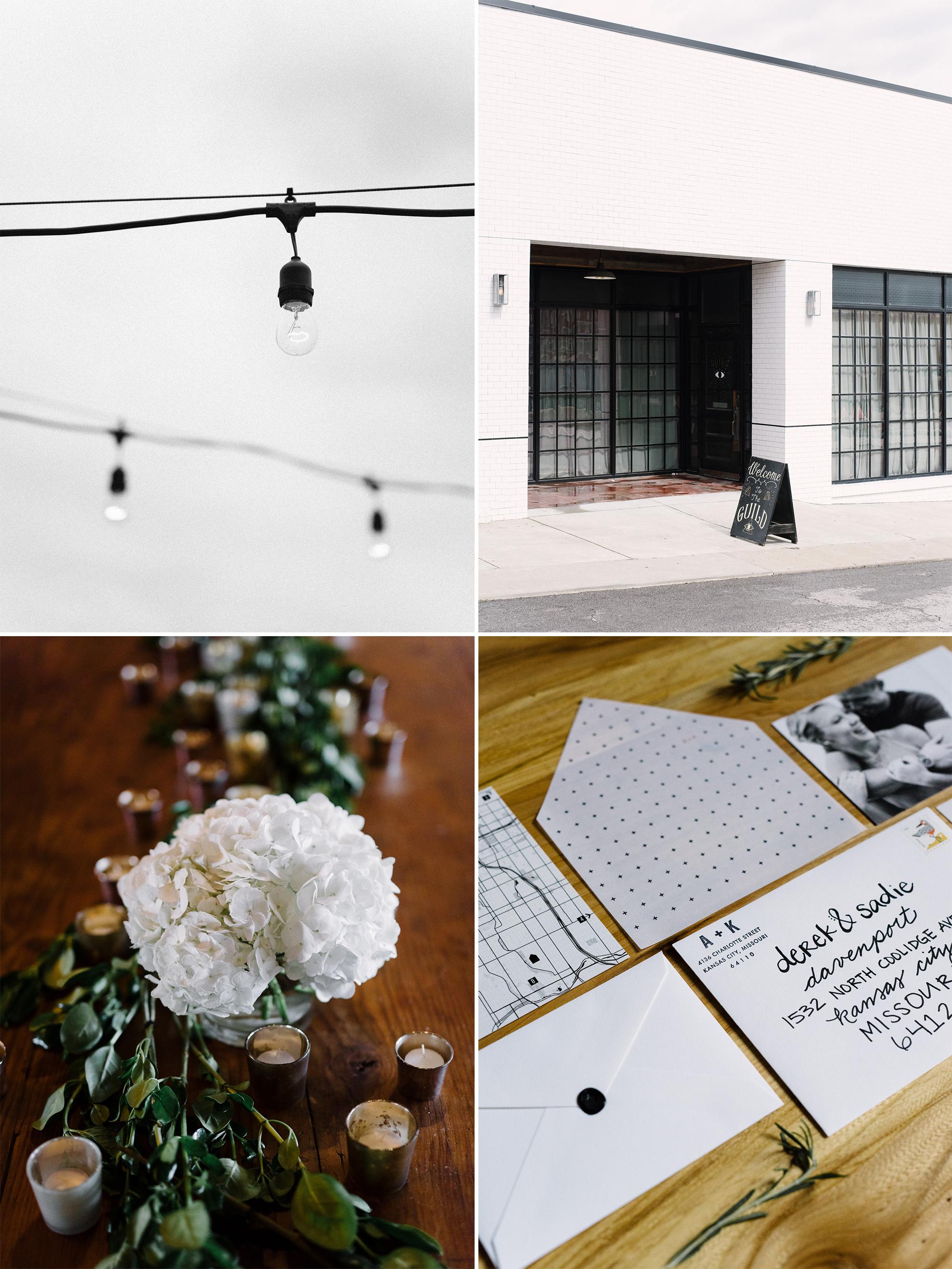 Andrew & Kara Myers – Wedding Photographs