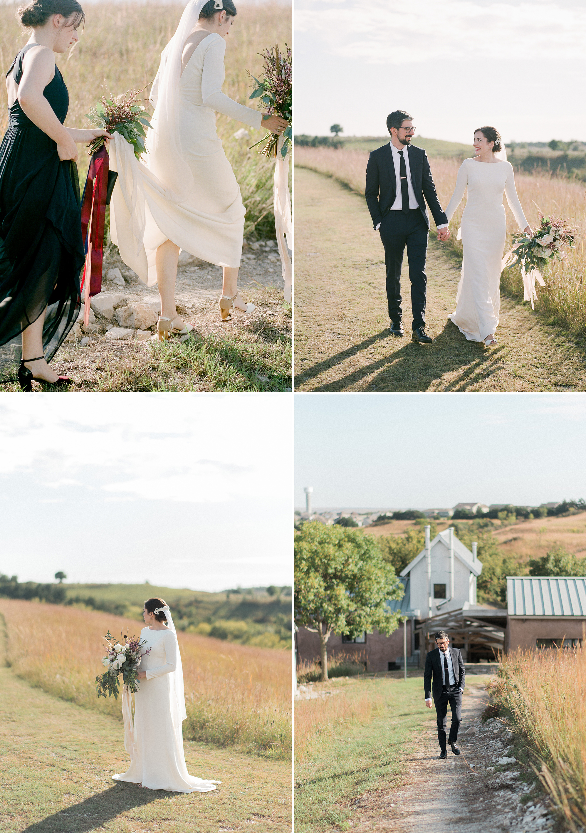 Flint Hills Manhattan Kansas Creative Unique Wedding Photographer