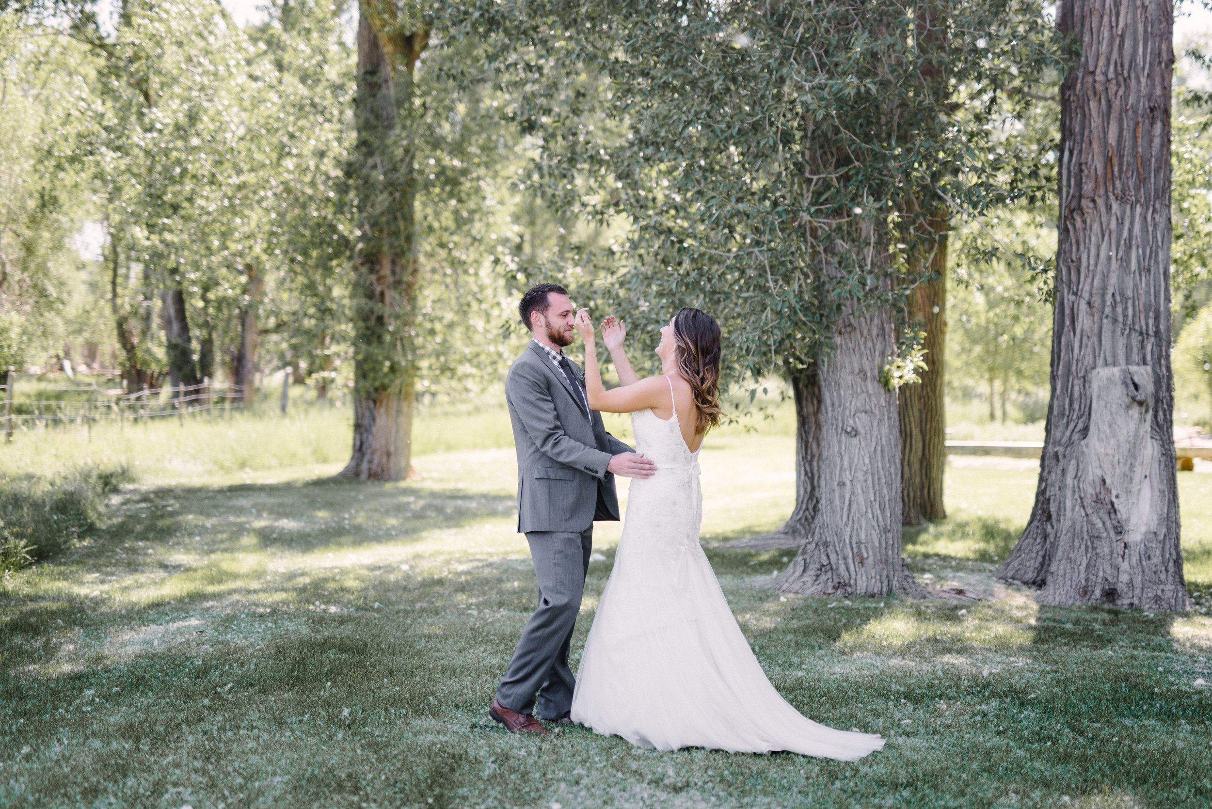 Ridgewood Events Durango Colorado Wedding Ceremony Reception