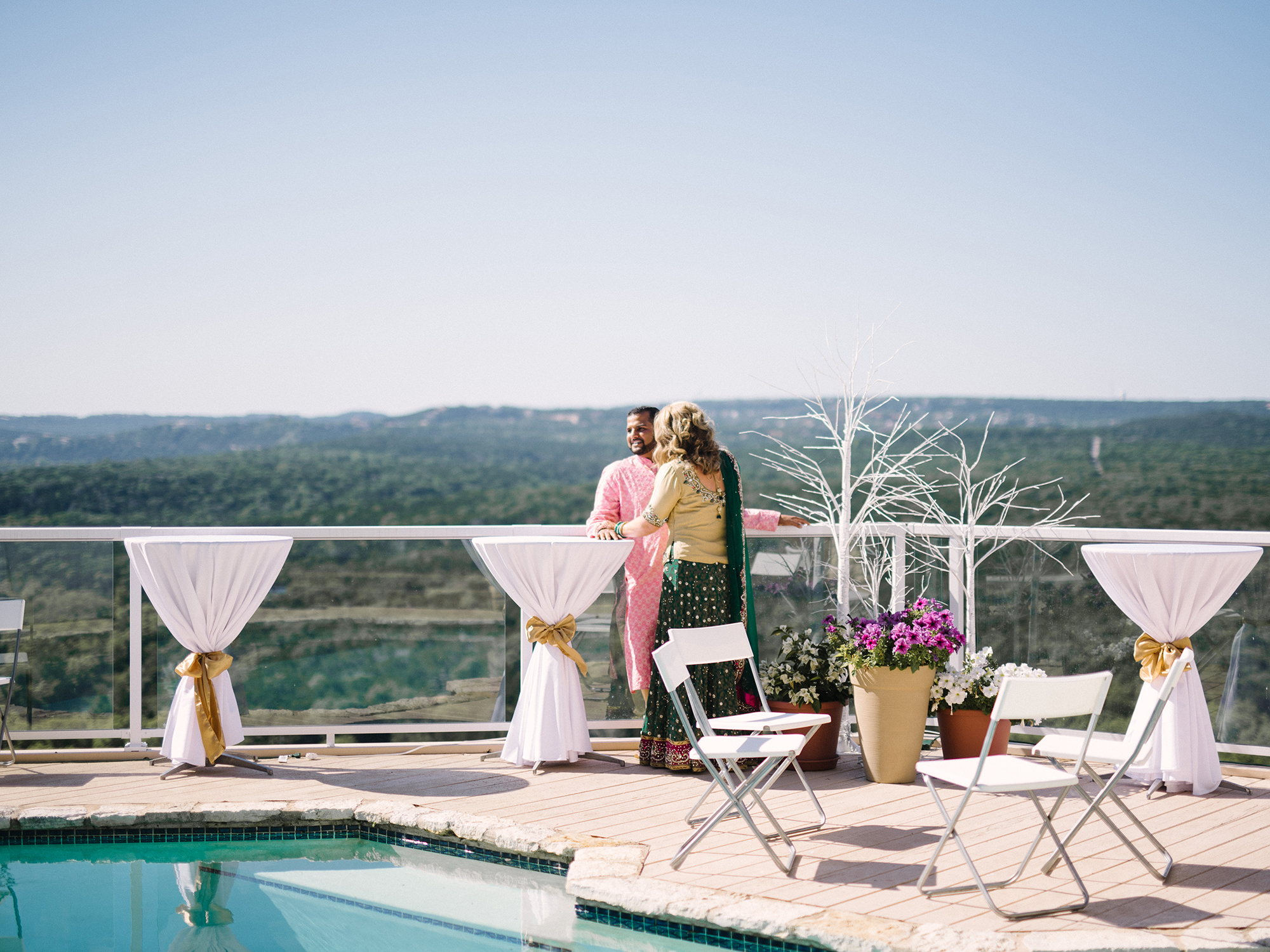 Round Rock Austin Texas Lone Oak Barn Kelly Clark Life Styled Events Wedding Ceremony Reception