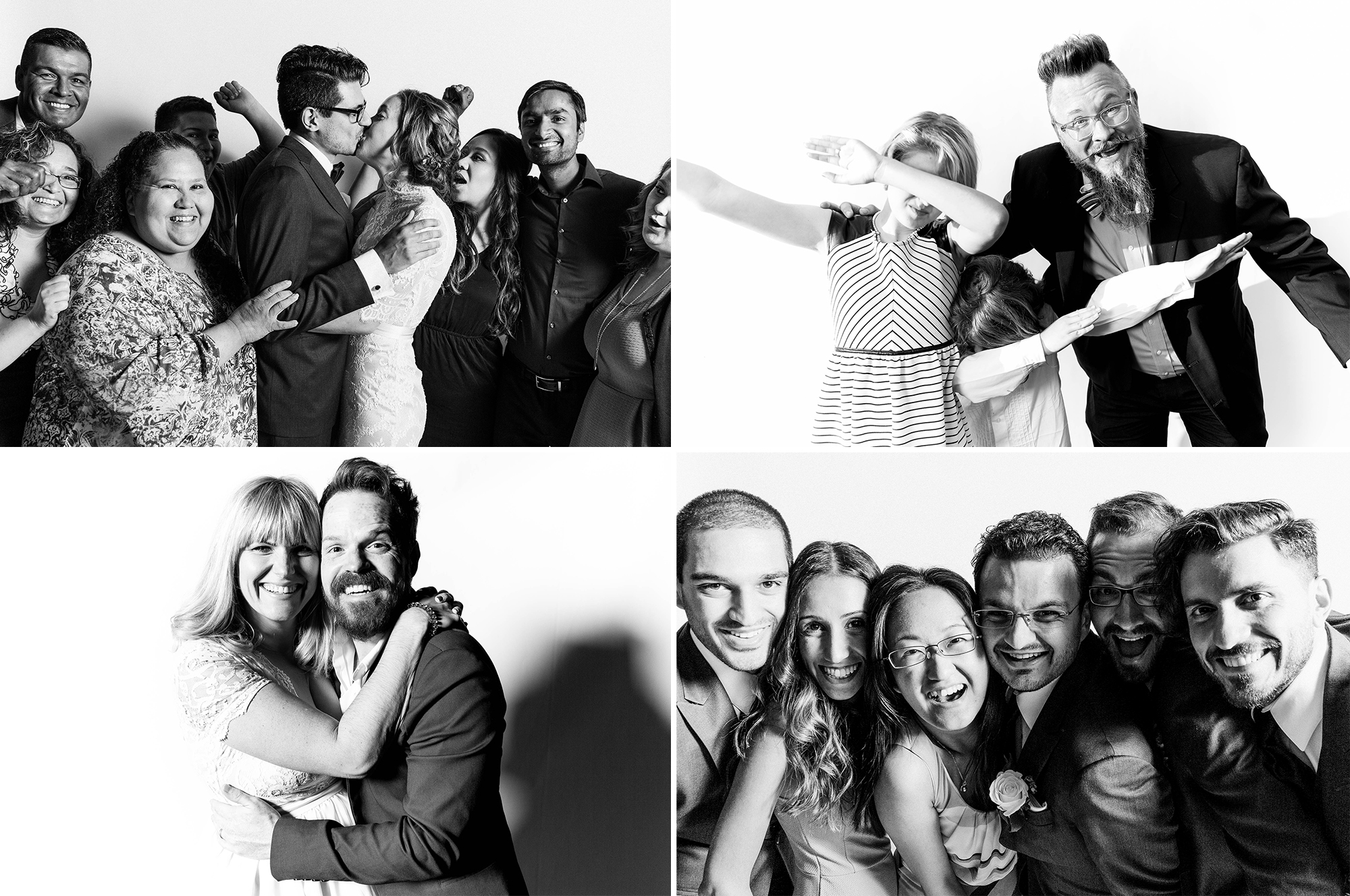 Kansas City Photo Booth Blancbooth Wedding Photographer